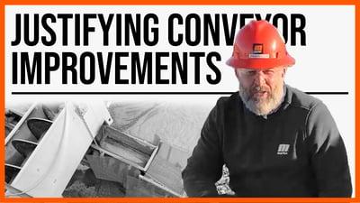 Justifying Conveyor Improvements copy