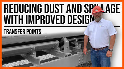 Reducing Dust and Spillage Transfer Points copy